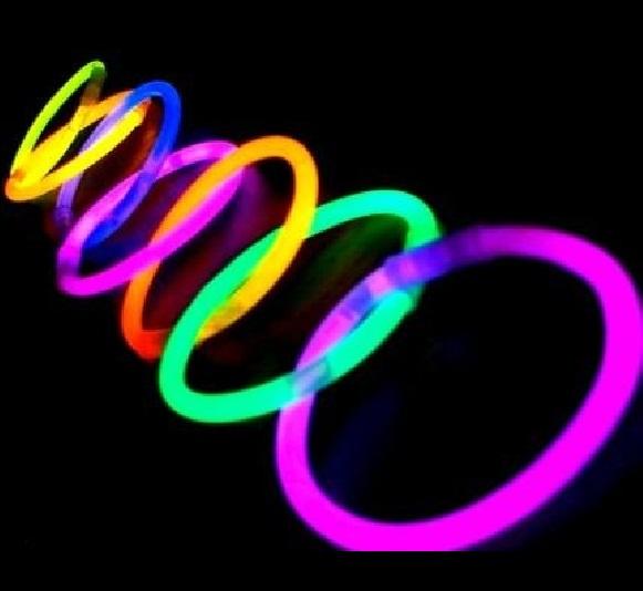 Картинка светящийся браслет